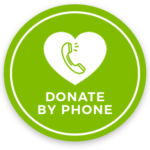Donate Phone Button