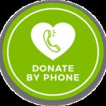 Donate Phone Button featured by Terasaki Budokan