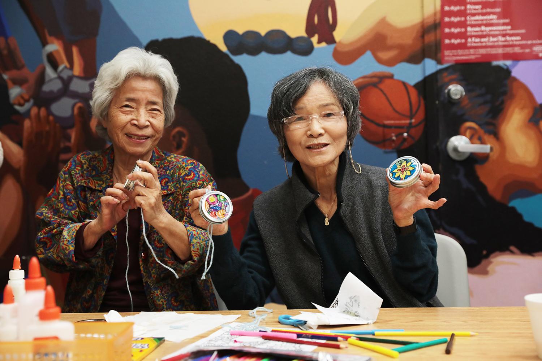 2017 Senior Activities 2 Zen Sekizawa