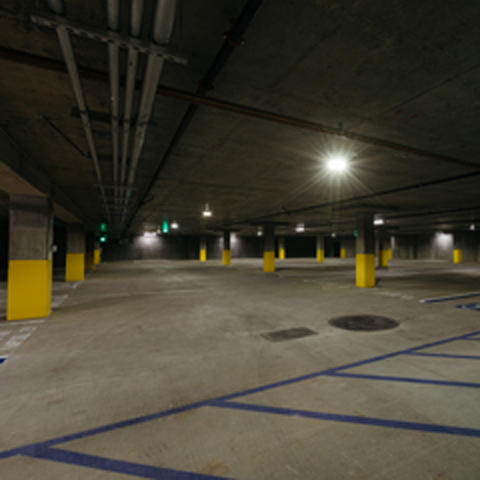 Terasaki Budokan Parking Square