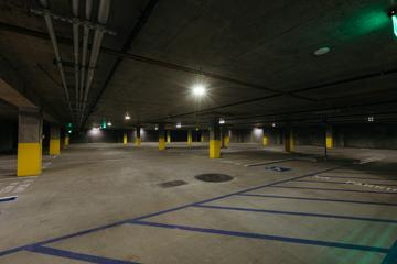 Terasaki Budokan Parking