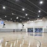 Terasaki Budokan Gym Interior