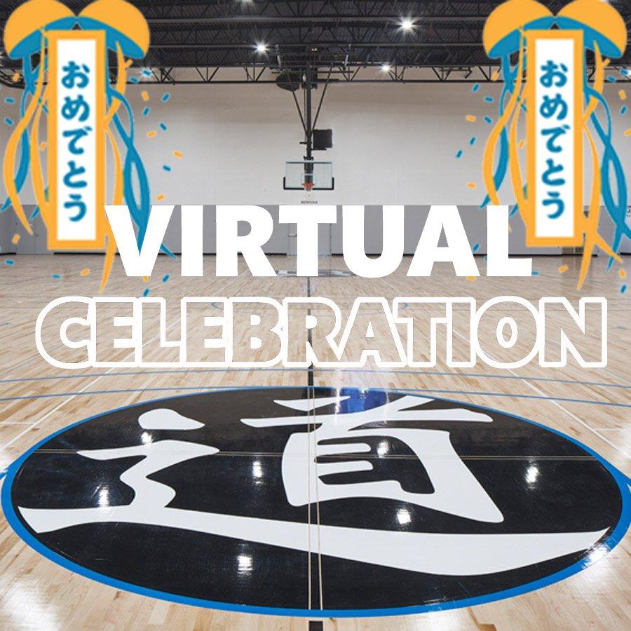 Virtual Celebration Square of Terasaki Budokan