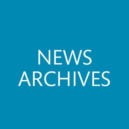 News archives button by Terasaki Budokan