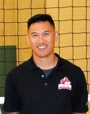Jackson Wong of Volleyball by Terasaki Budokan