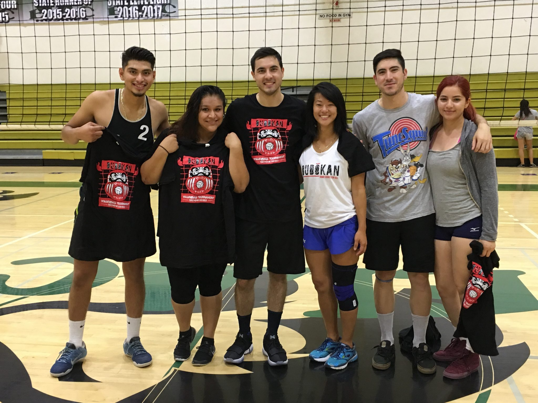 Coed & Reverse Coed Quads Volleyball Tournament