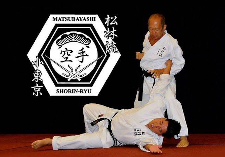 Karate Demo with Walter at Terasaki Budokan
